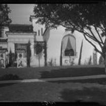 La Castilla Maria, Santa Monica, 1928